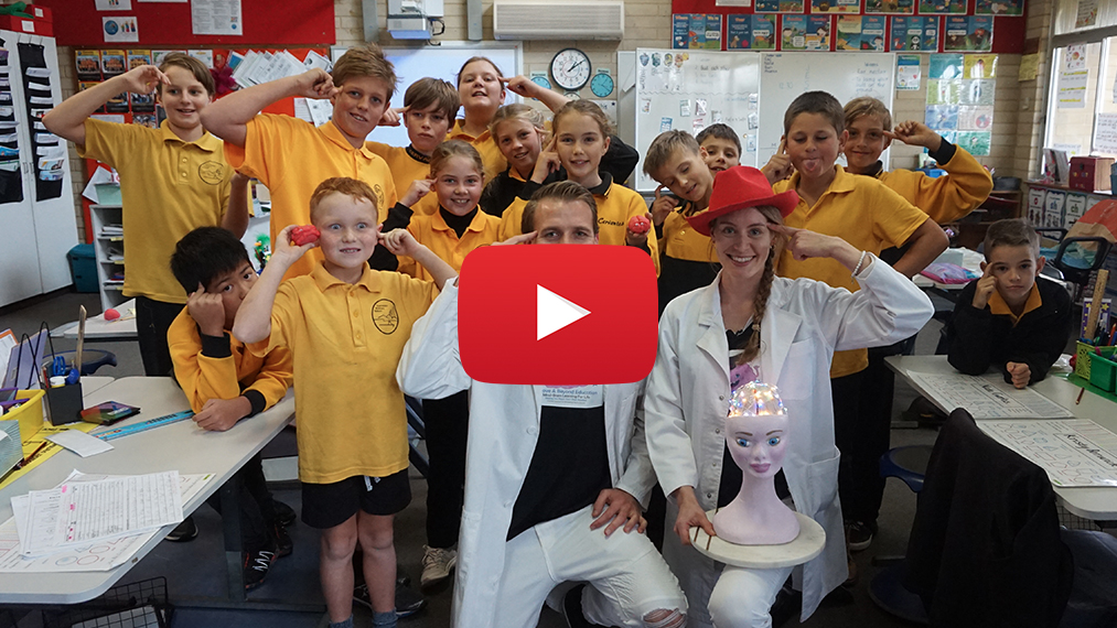 Cervantes Primary Workshops Video